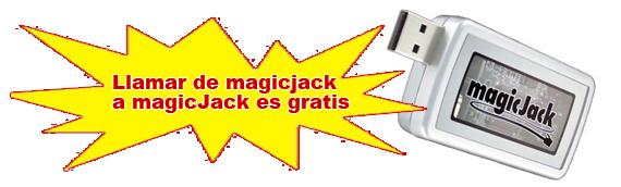 Usa magicJack gratis